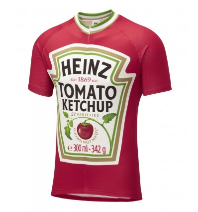 Foska jersey Heinz tomato ketchup