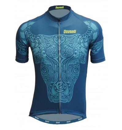 Davanti bikewear Extreme cycling jersey