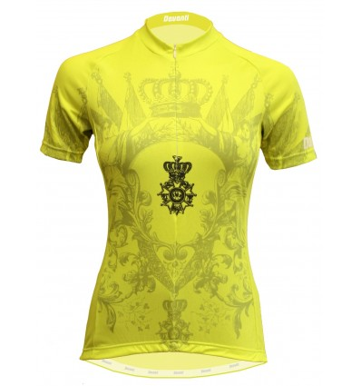 "Davanti bikewear Damen Radtrikot ""Hera"" Yellow"