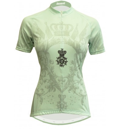 "Davanti bikewear dames Shirt ""Hera"" Mint"