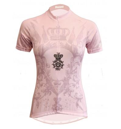 """Davanti bikewear Damen Radtrikot """"Hera"""" Pink"""