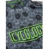 """Cycology Gear heren Fietsshirt """"Tri Life"""""""