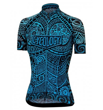 "Cycology Gear women's cycling Jersey ""One Tribe"""