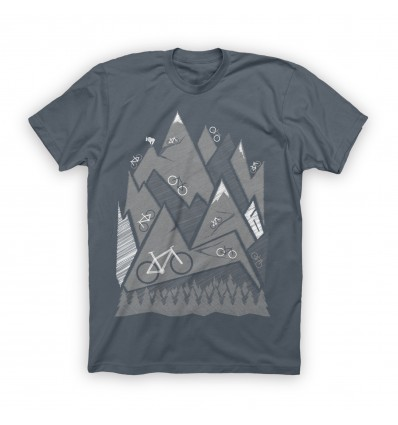 Twin Six T-Shirt Commuter gray