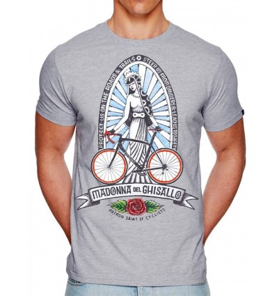 "Cycology Gear T-shirt ""Madonna Del Ghisallo"""
