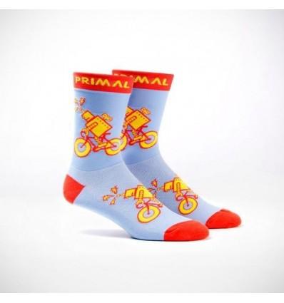 "Primal Wear Socks ""Pedal to the metal"""