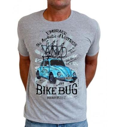"Cycology Gear Heren T-shirt ""Bike Bug"""
