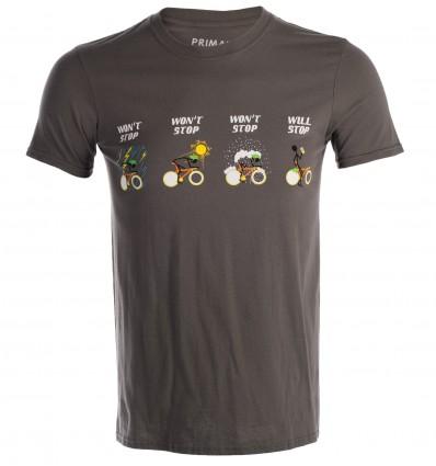 Primal Wear T-shirt Won't Stop