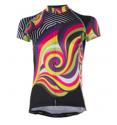 "Primal Wear dames Evo wielershirt ""Hurricandy"""