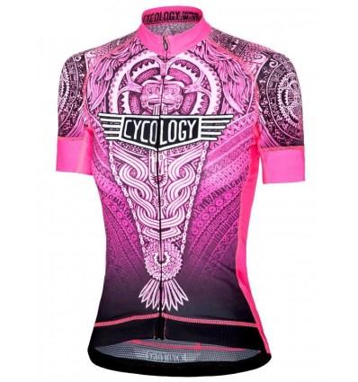 """Cycology Gear Dames Fietsshirt """"Aztec"""""""