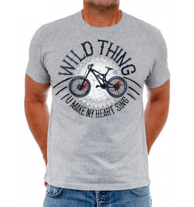 "Cycology Gear Heren T-shirt ""Wild Thing"""