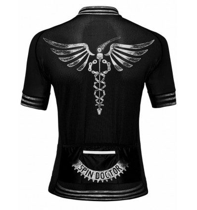 "Cycology Gear heren Fietsshirt ""Spin Doctor"""