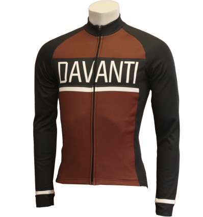 "Davanti heren fietsshirt Lange mouwen ""Giovanni"""