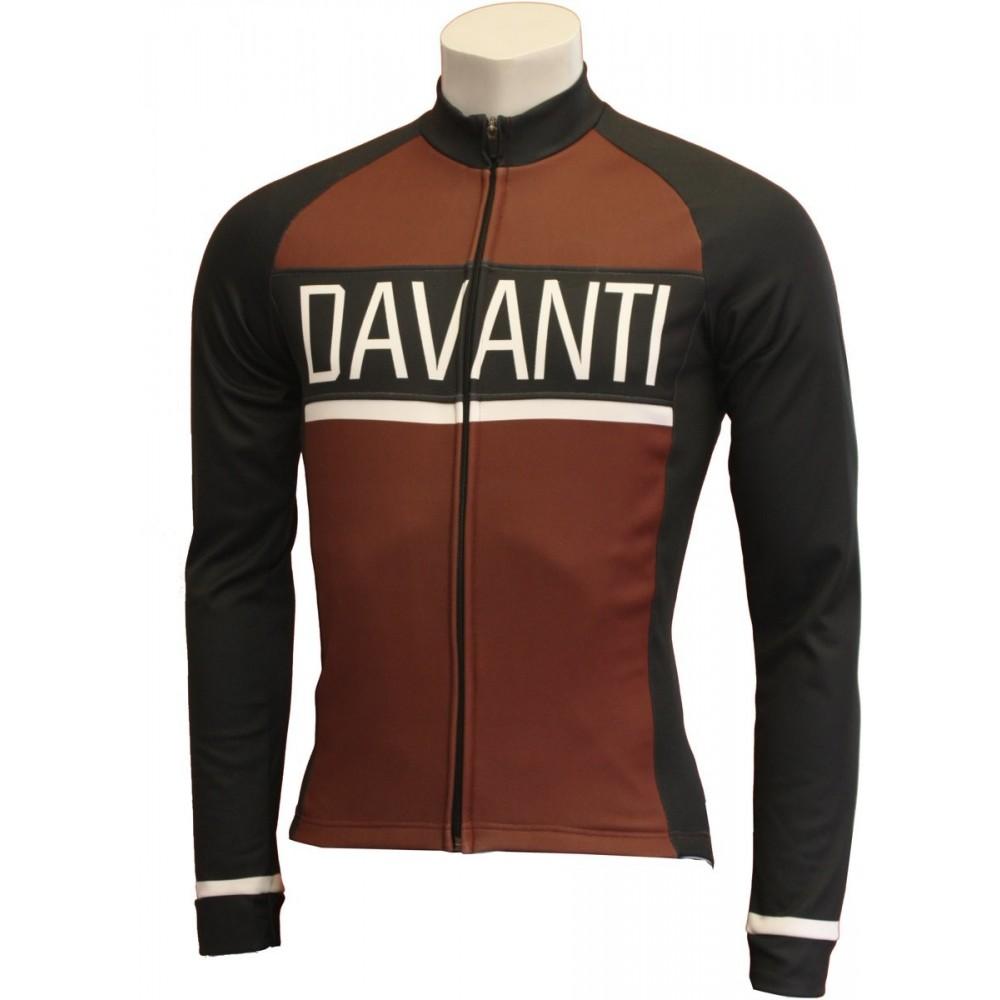 newest collection a099f 203be Davanti bikewear men's winter cycling jacket
