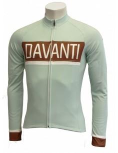 "Davanti heren fietsshirt Lange mouwen ""Luigi"""