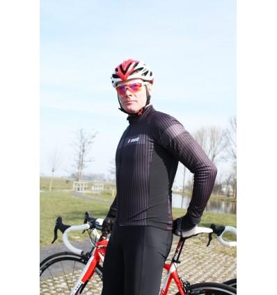 Davanti winterset jersey Patrick Shorts Nero