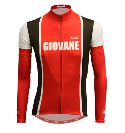 Davanti bikewear heren fietsshirt Cubic maat XL