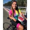 "Trofeo women's cycling BIB Short ""Gradient joy"""