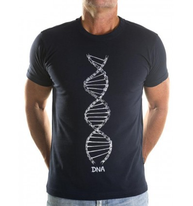 "Cycology Gear T-shirt ""DNA"" Navy"