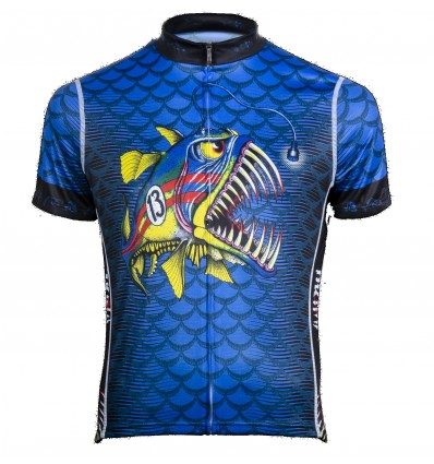 "Primal Wear Shirt ""Fishious Cycle"""