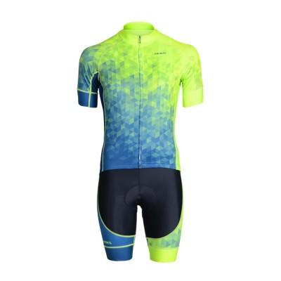 Trimotif mens cycling set with standard Short