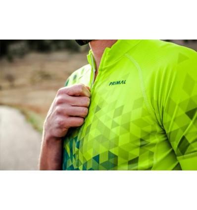"Primal Evo Race Cut fietsshirt ""Trimotif"""