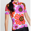 """Cycology Gear Dames Fietsshirt """"Pedal Flower"""""""