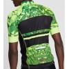 "Cycology Gear men's cycling Jersey ""Geometric Lime"""