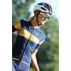 """8ight and Counting Womens Cycling Jersey """"7even"""" Blue"""