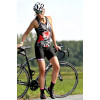 """8ight and Counting Sleevless Cycling Jersey """"8ight"""" Flowers"""