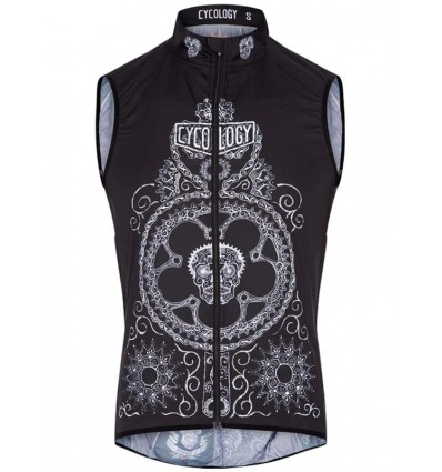 """Cycology Gilet """"Day Of The Living"""""""