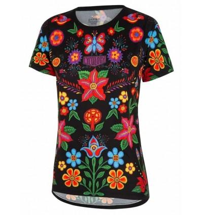 "Cycology Women's Technical T-Shirt ""Frida"""
