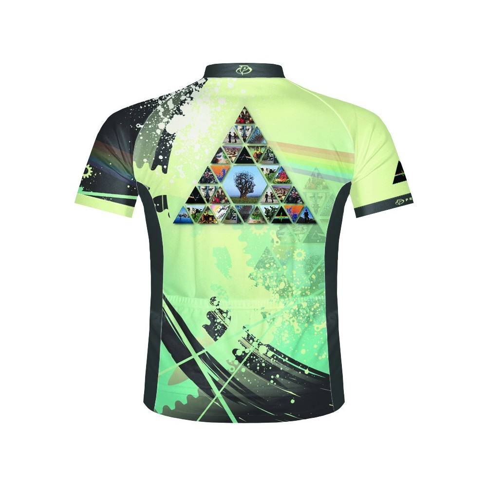 ba92251a9 Primal Wear Rock   Roll Cycling Jersey Pink Floyd
