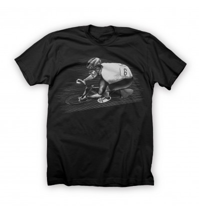 "Twin Six Men's T-Shirt ""Velo T"""